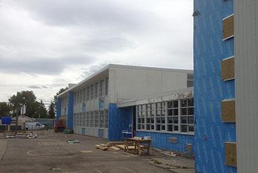 Various Calgary School Board Modernizations