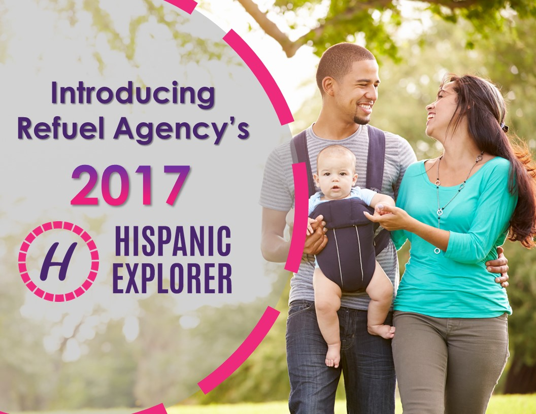 Refuel Agency Debuts its First Ever Hispanic Research Study