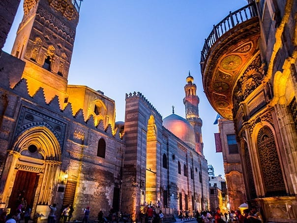 Islamic Cairo, Walking Tour in El Moez Street, Egypt tours expert