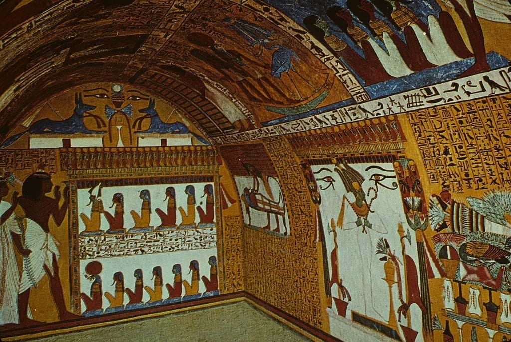 Deir El-Medina, Luxor