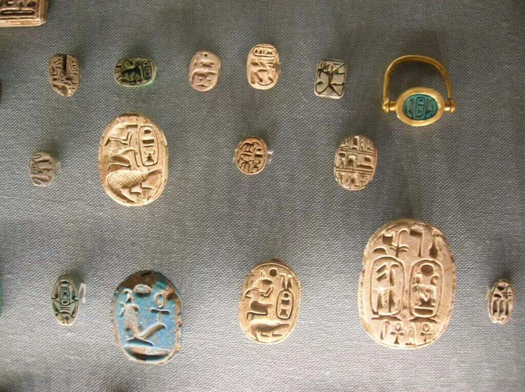 Ancient Egyptian Seals