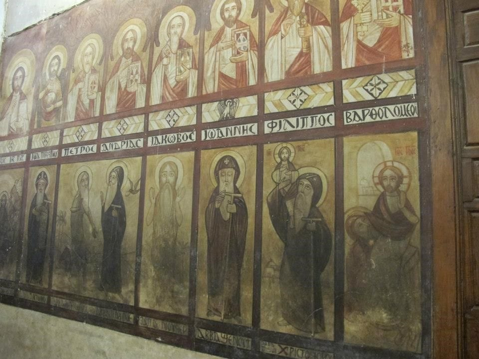 Churches and Monastries in Egypt