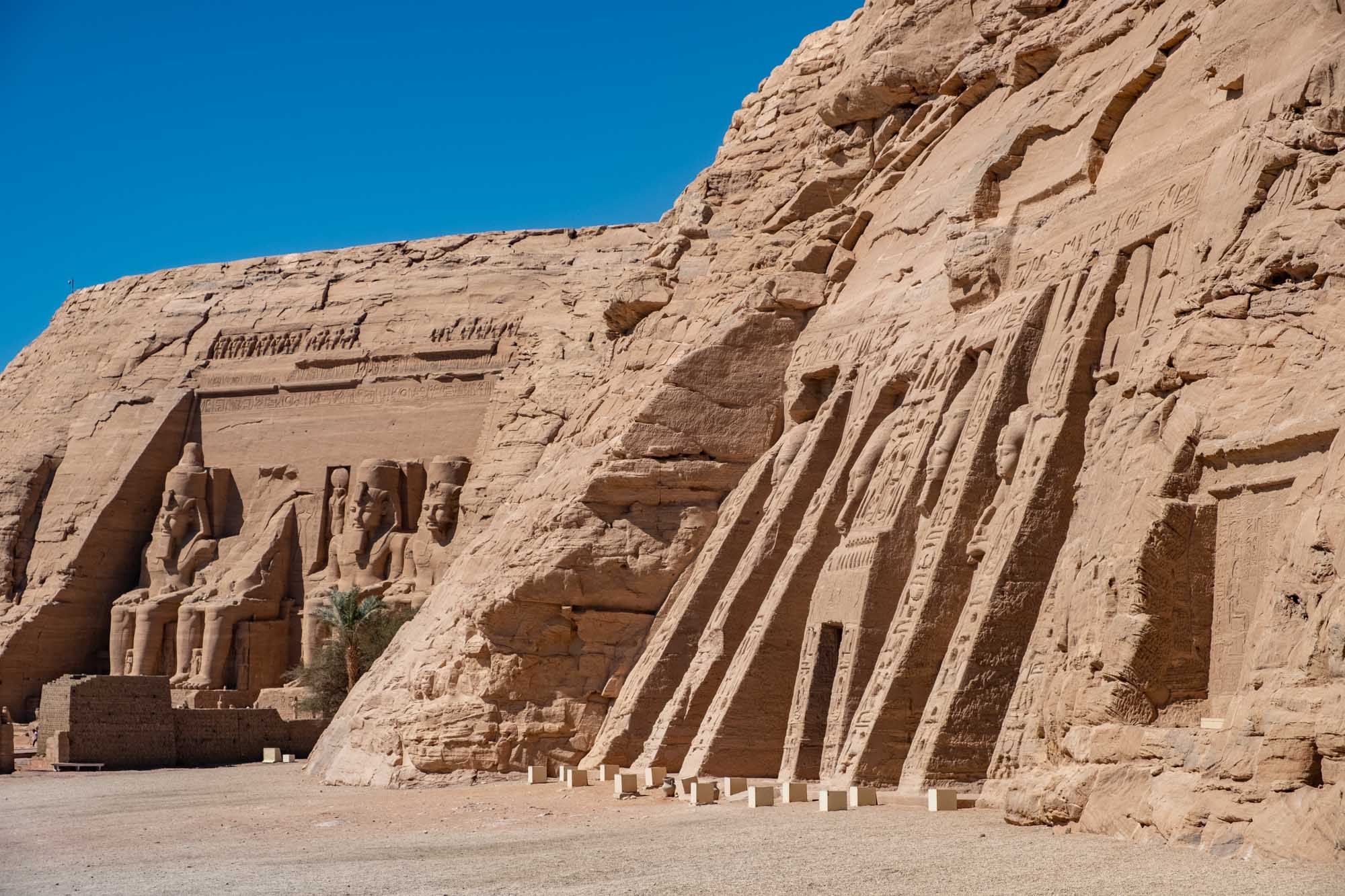 The Two Temples of Abu Simbel