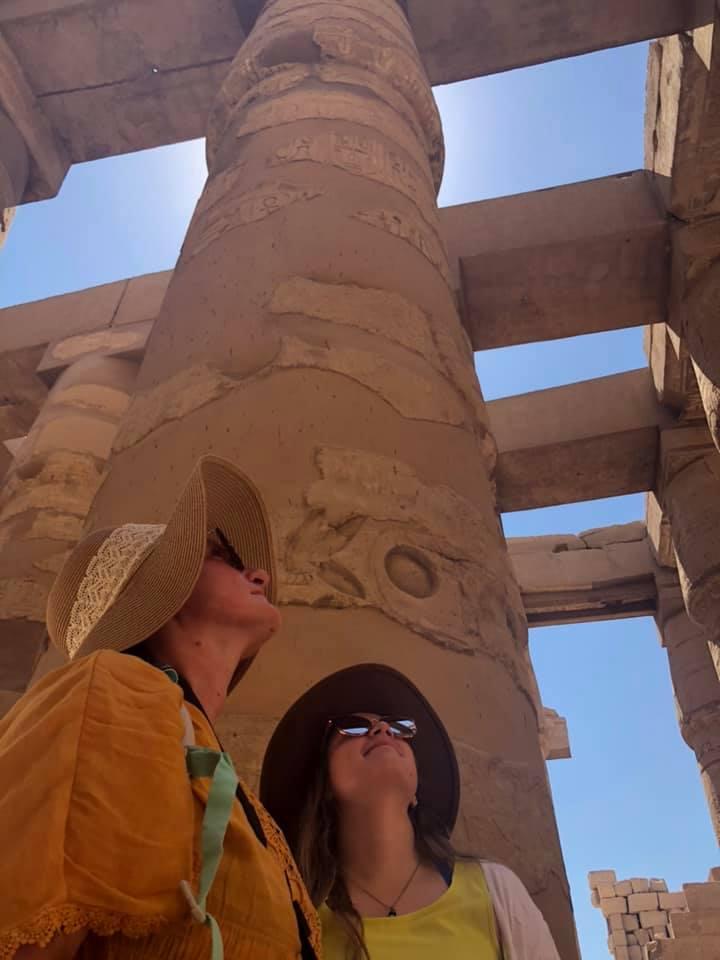 American Ladies In Egypt