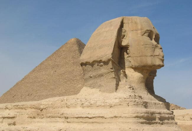 Learn about Egypt