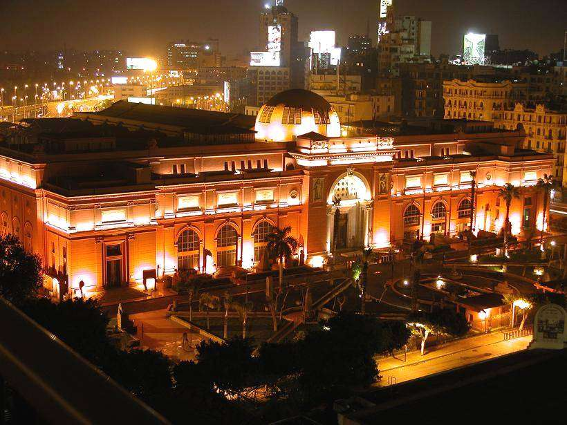 Cairo Museum-personalized Egypt tour