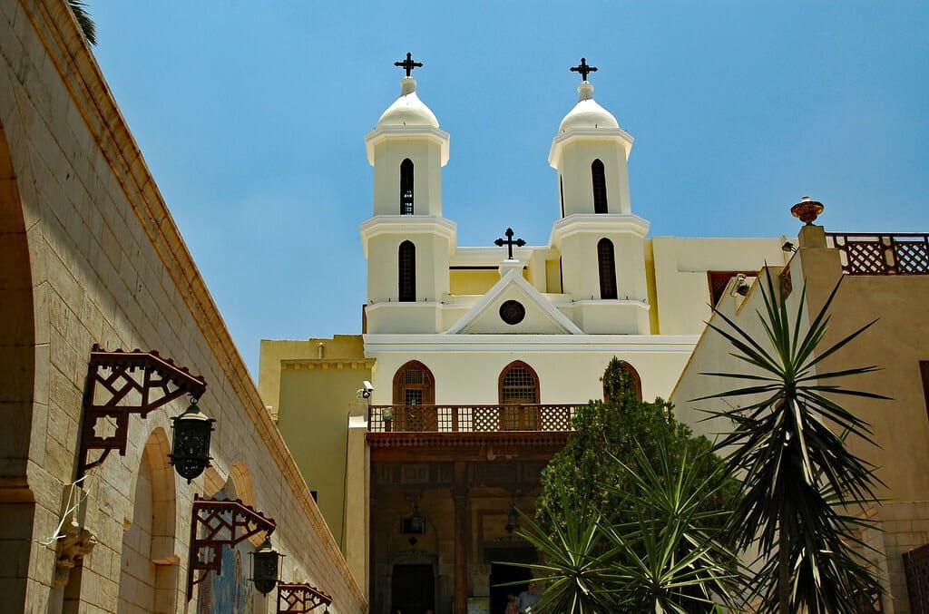 The Hanging Church- Coptic Cairo