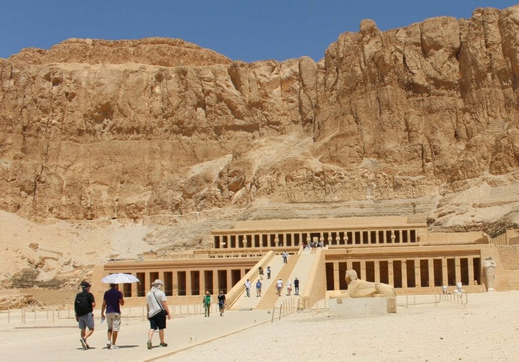 Hatshepsut Temple, The most powerful woman in Ancient Egypt