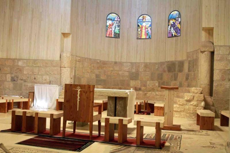 Mount Nebo Church The Holy Land Jordan