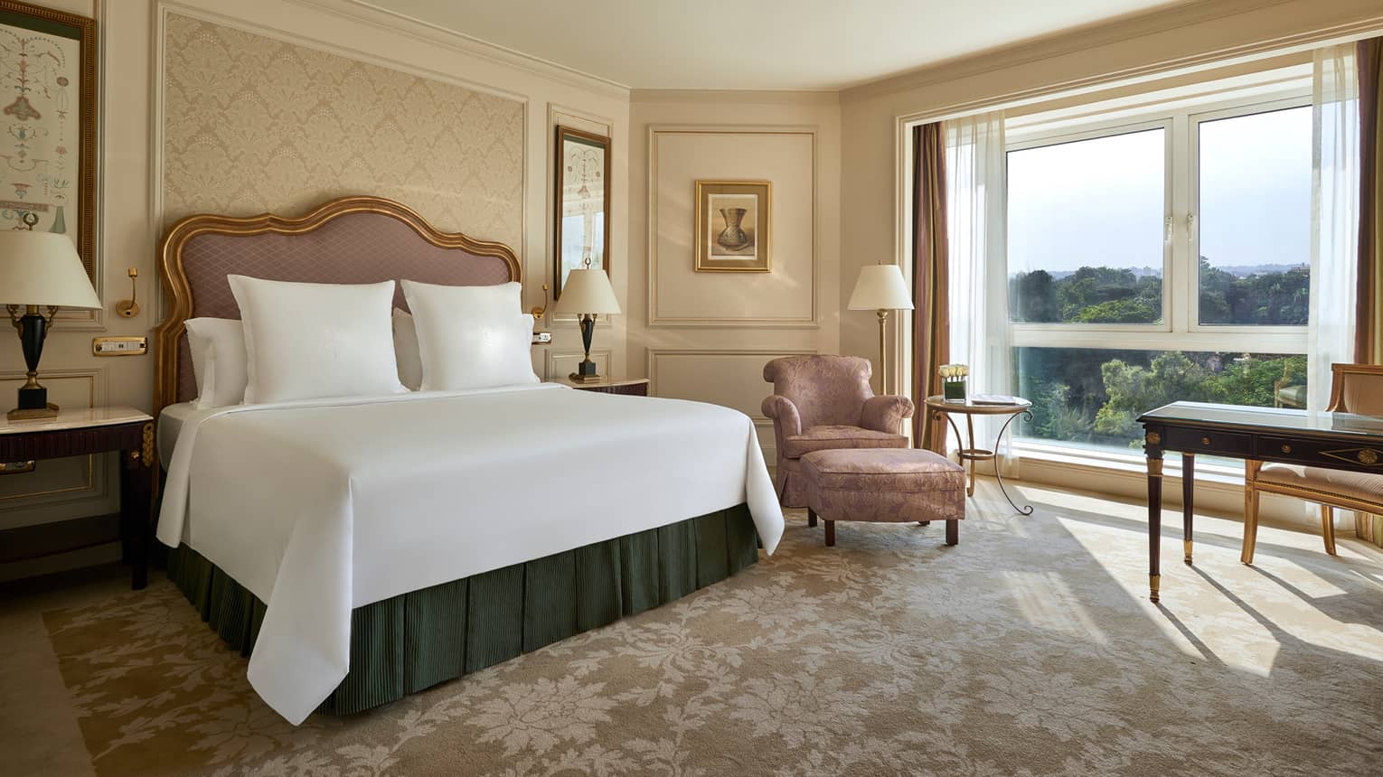 Four Seasons First Residence Cairo Hotel- Luxury Private Egypt Tour