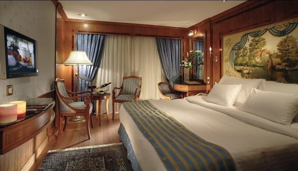 Sonesta St. George Nile Cruise- Luxury Private Egypt Tour