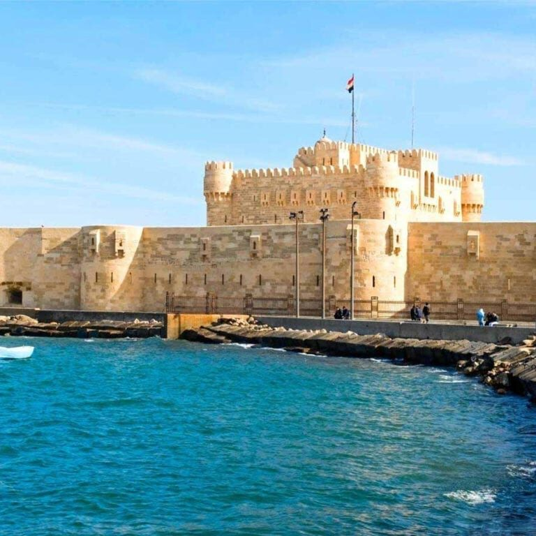 Citadel of Qaitbay,-Alexandria,-Cairo and Alexandria Tour Package- Egypt-Giza Pyramids