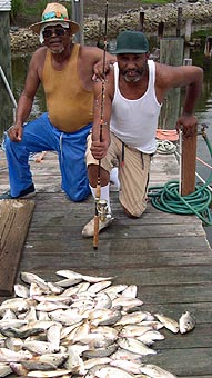 Chesapeake Bay Spot Fising