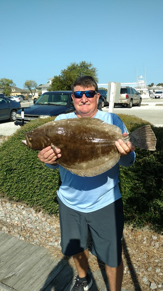 Virginia Flounder Picture
