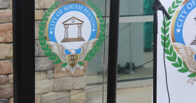 South Fulton City Hall Closed