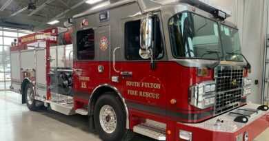 Firefighters - South Fulton Fire Department