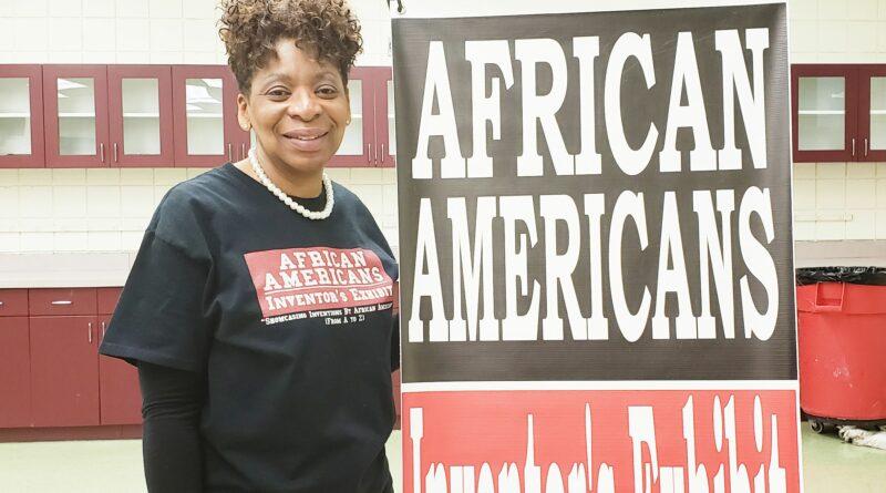 African American Inventors Exhibit - Welcome All Park