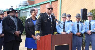 Police Chief Meadows Announces DUI Checks