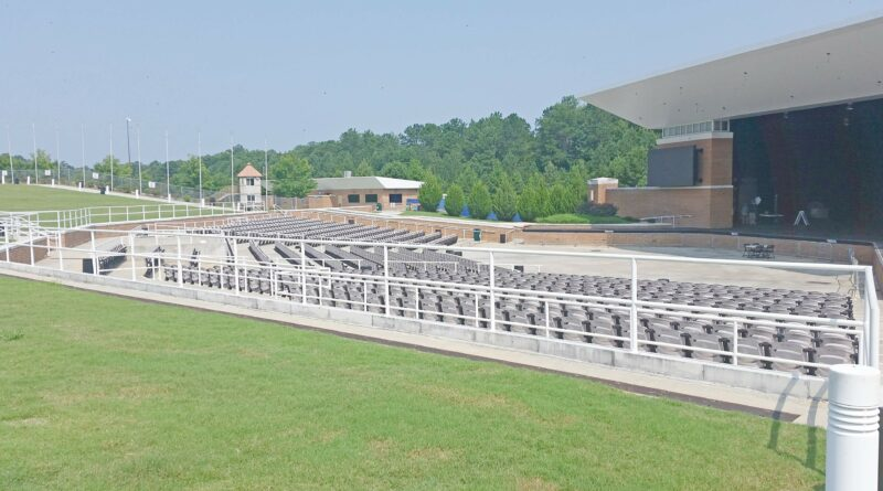 Wolf Creek Amphitheater in South Fulton