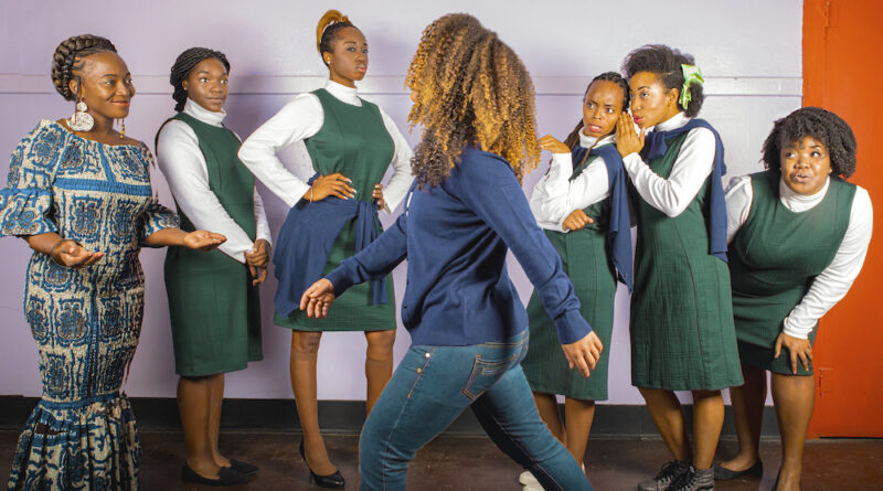 True Colors Theatre - School Girls