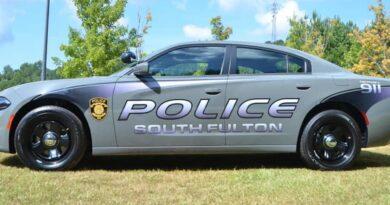 South Fulton Police Cars