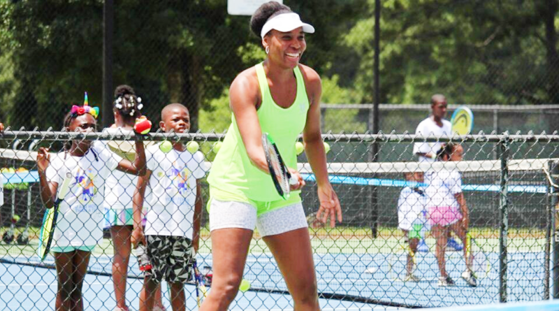 South Fulton Tennis Center - Venus Williams