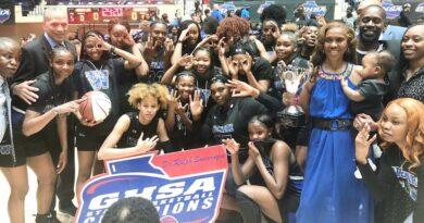 Westlake Lady Lions - State Champs