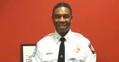 South Fulton Fire Rescue Interim Fire Chief