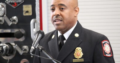 fire chief freddie broome