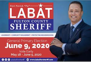 patrick labat fulton county sheriff
