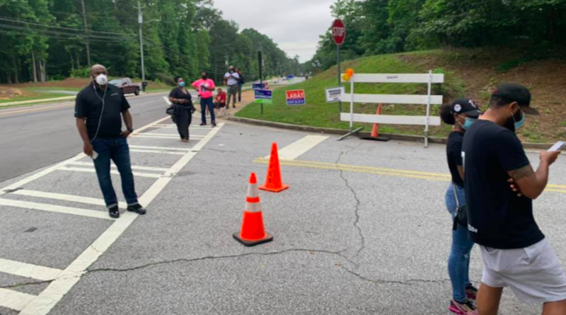 election day june 2020 early voting