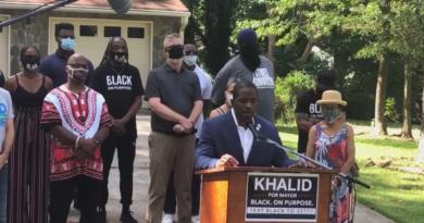 khalid kamau runs for mayor of south fulton