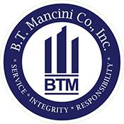 B.T. Mancini Co., Inc. Logo