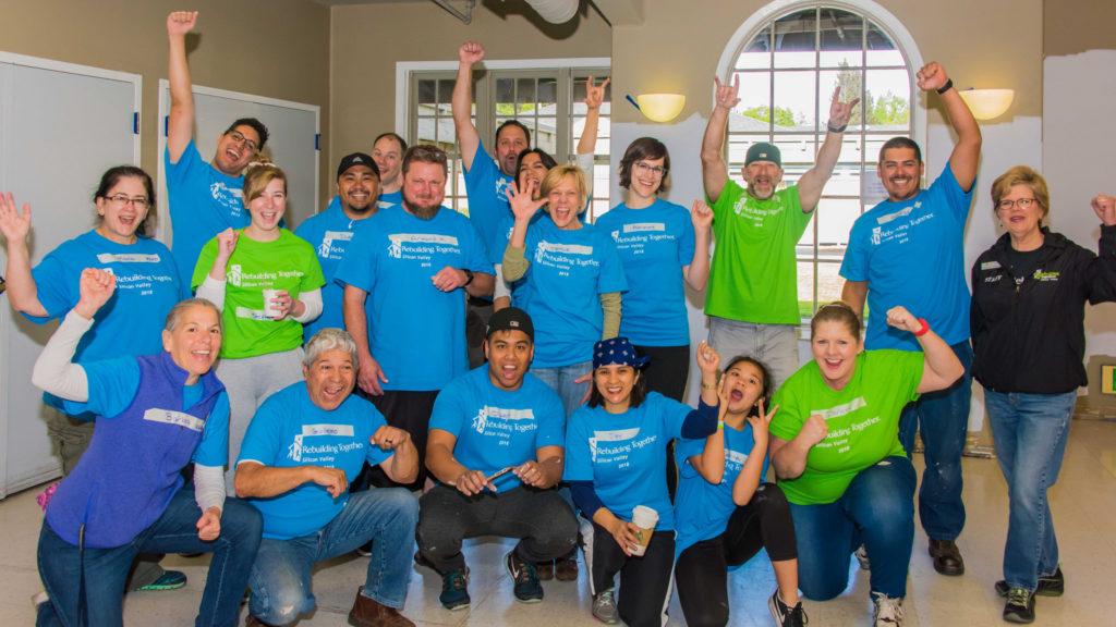 RTSV Volunteers Show Their Enthusiasm!