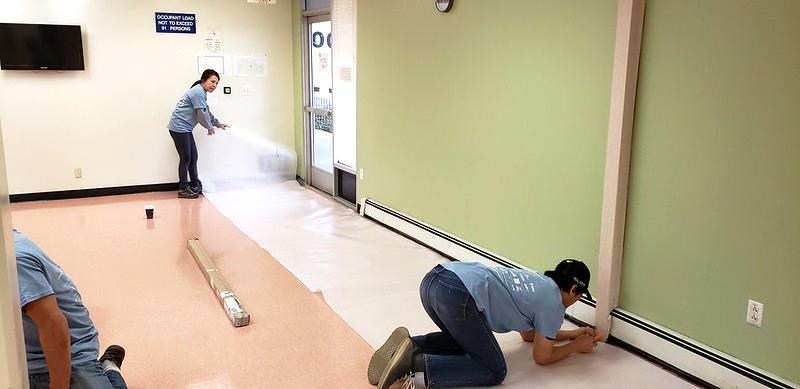 Flooring (Before)