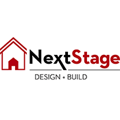 NextStage Design + Build Logo