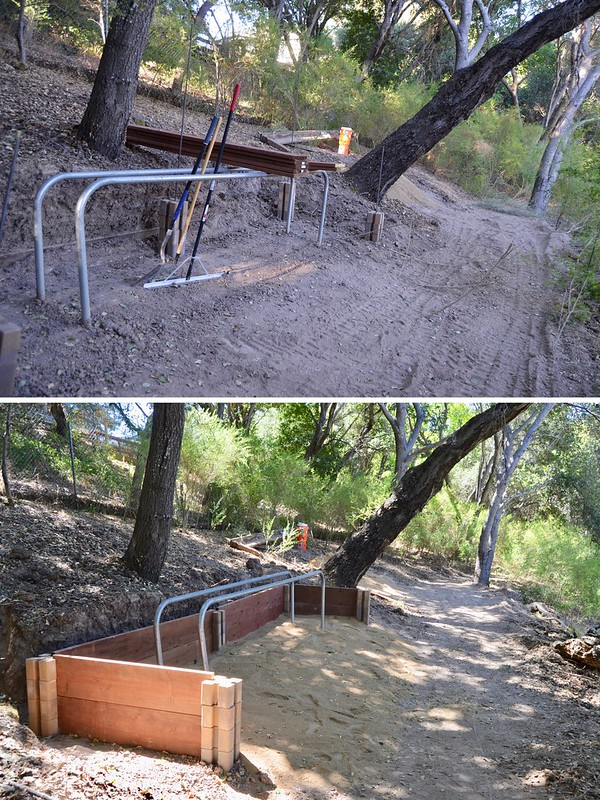 Uplift Family Services Fitness Equipment (Before and After)