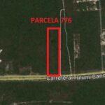 Land next to Carretera Federal