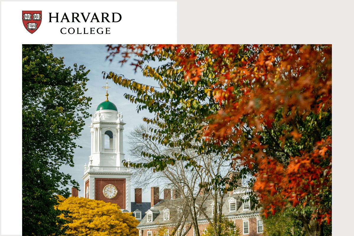 Harvard College Admissions