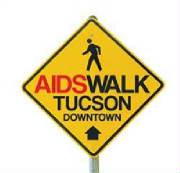 Gay Tucson Pride 2013 Aidswalk Downtown Arizona