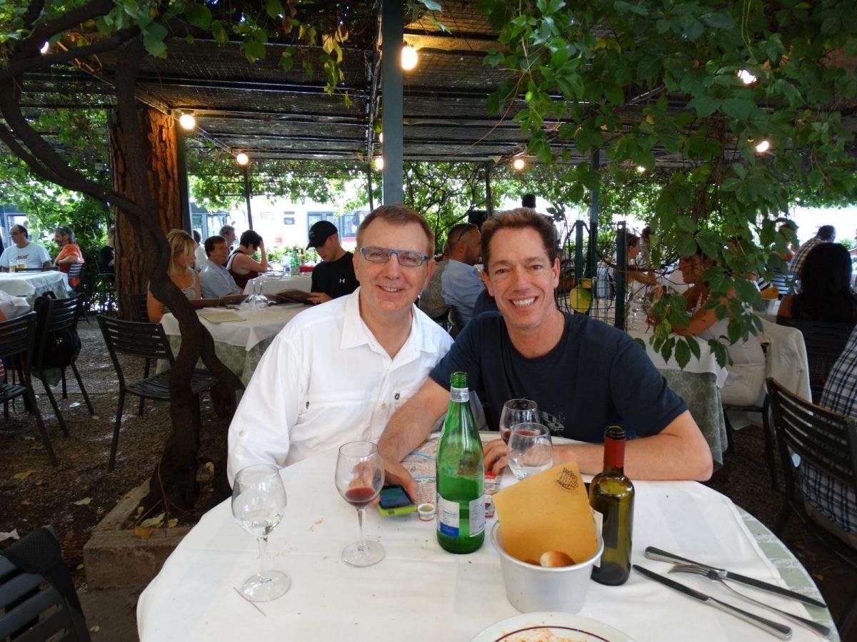 Contact Darren & Tony Ray