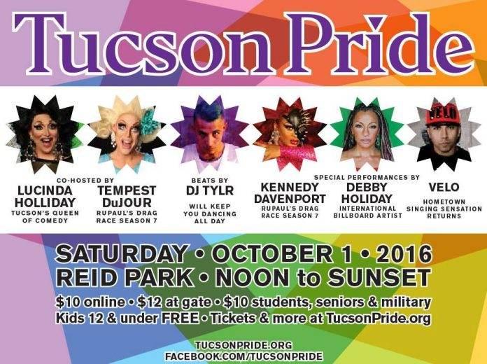 Tucson Gay Pride 2016