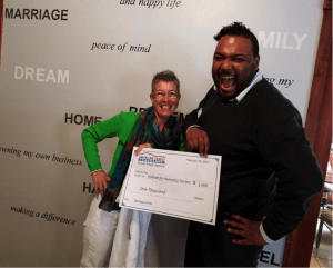 Rainbow Build Donations From Kristi Frank at American Family Insurance