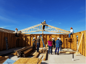 Build Rainbows with Habitat for Humanity