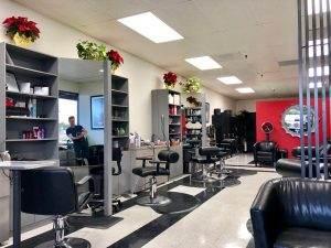 Presidio Hair Studio Booths