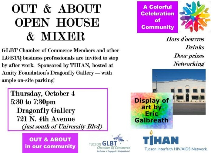 GLBT Chamber Out and About October 2018