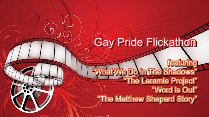 Gay Pride Flickathon