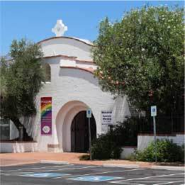 St. Mark's Presbyterian Church in Tucson