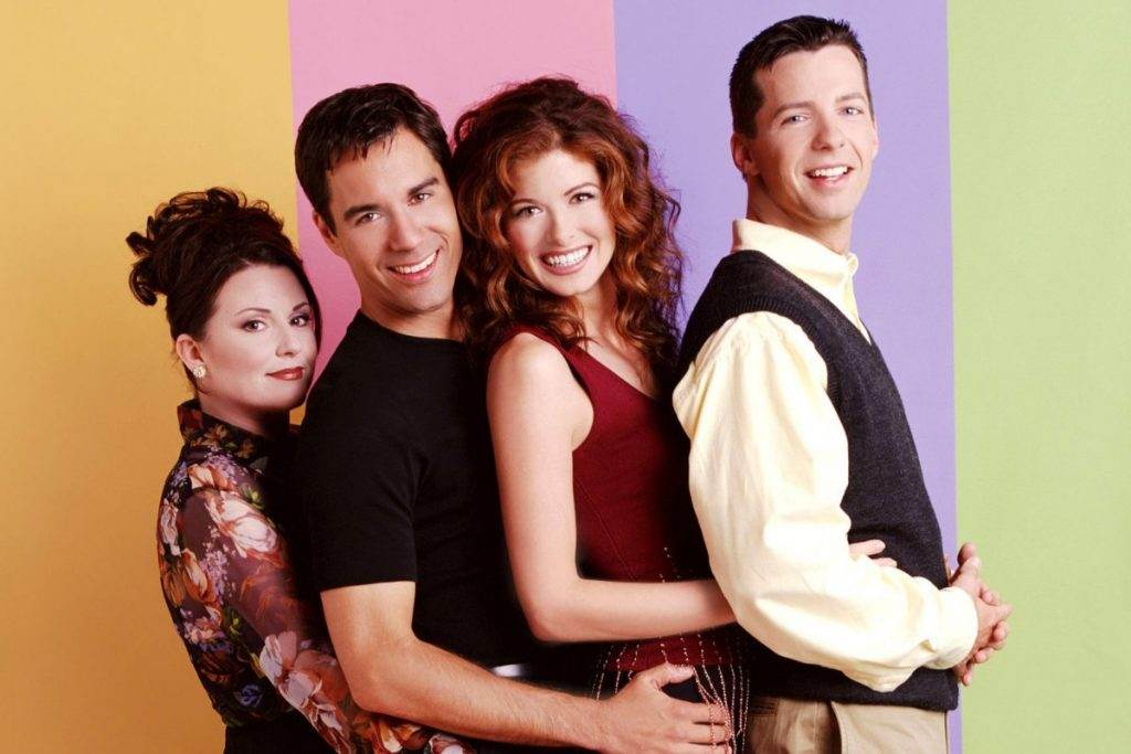 Will and Grace Season 2 Watch Party