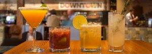 Delicious Cocktails at Downtown Kitchen and Cocktails